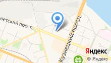 А Сервис на карте
