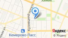INC design на карте