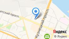 De Well на карте