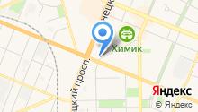 Pegas на карте