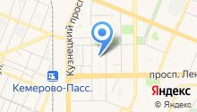 Дорожные аварийные комиссары на карте