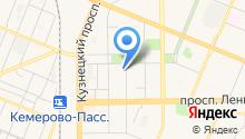 Шарлэнд42.рф на карте