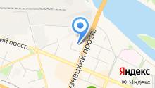 Спарк-авто Кемерово на карте