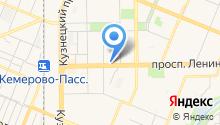 Дверсаль-К на карте