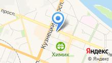 Apple.pro на карте
