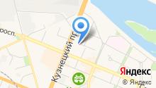Avokado на карте