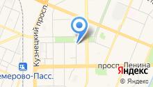 Аэрофлот на карте