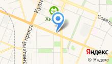 ФИНКА, АО на карте