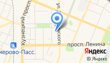 Resident на карте
