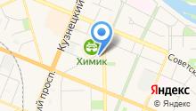 Горэлектросеть на карте
