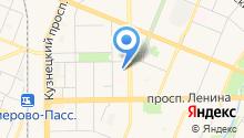 Lavantel на карте