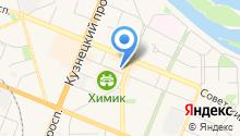 Mini land на карте