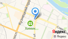 BrandpoinT на карте