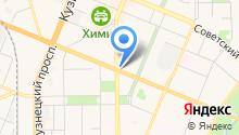 Дом художников, ГУК Кемеровской области на карте