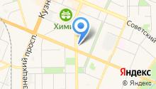 Адвокат Красильников В.В. на карте