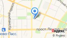 Medical Service на карте