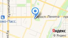 KEUNE на карте