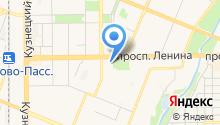 Сибирская оконная компания на карте