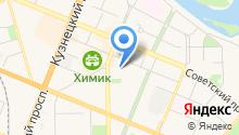 а-сервис - автосервис на карте