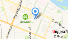 Nisan на карте