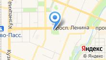 i-сервис на карте