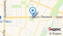 Friend`s на карте