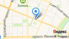 Lianail Кемерово на карте