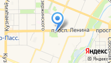 MobiLink на карте