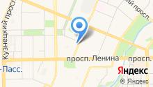 People`s на карте