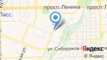 MiniPrint на карте