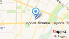 Детская клиническая больница №1 на карте