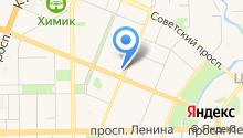 1-ая Докторская на карте