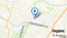 АвтоТрэвэл на карте