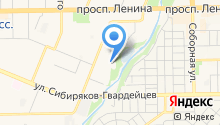 RServis на карте