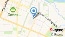 ProfFit на карте