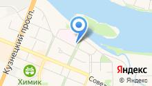 Rosslyn на карте