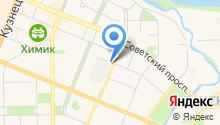 GarageStore на карте
