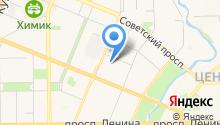 Andrew Duck на карте