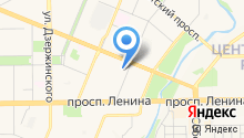 *кузбасс-эксперт* на карте