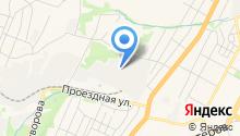 СТЕКС на карте