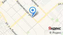 IRONHALL на карте