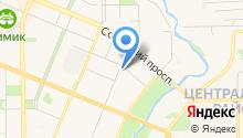 Арбитражный суд Кемеровской области на карте