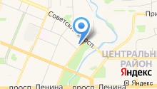 ExpoHome-элитная недвижимость Кемерово на карте