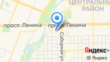 Адвокатский кабинет Шапошникова А.М. на карте