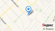 МКСервис на карте