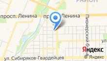 SteelPower на карте