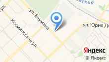 Компания по ремонту автостекол на карте