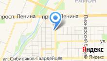 Intourservice на карте