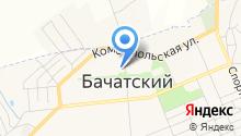 КСУ на карте