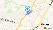 УК Радуга на карте